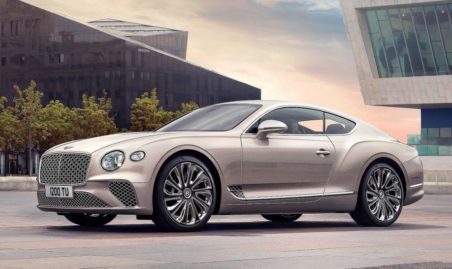 Bentley Continental GT Mulliner 2020 – Ce coupé Bentley GT est le grand tourer par excellence