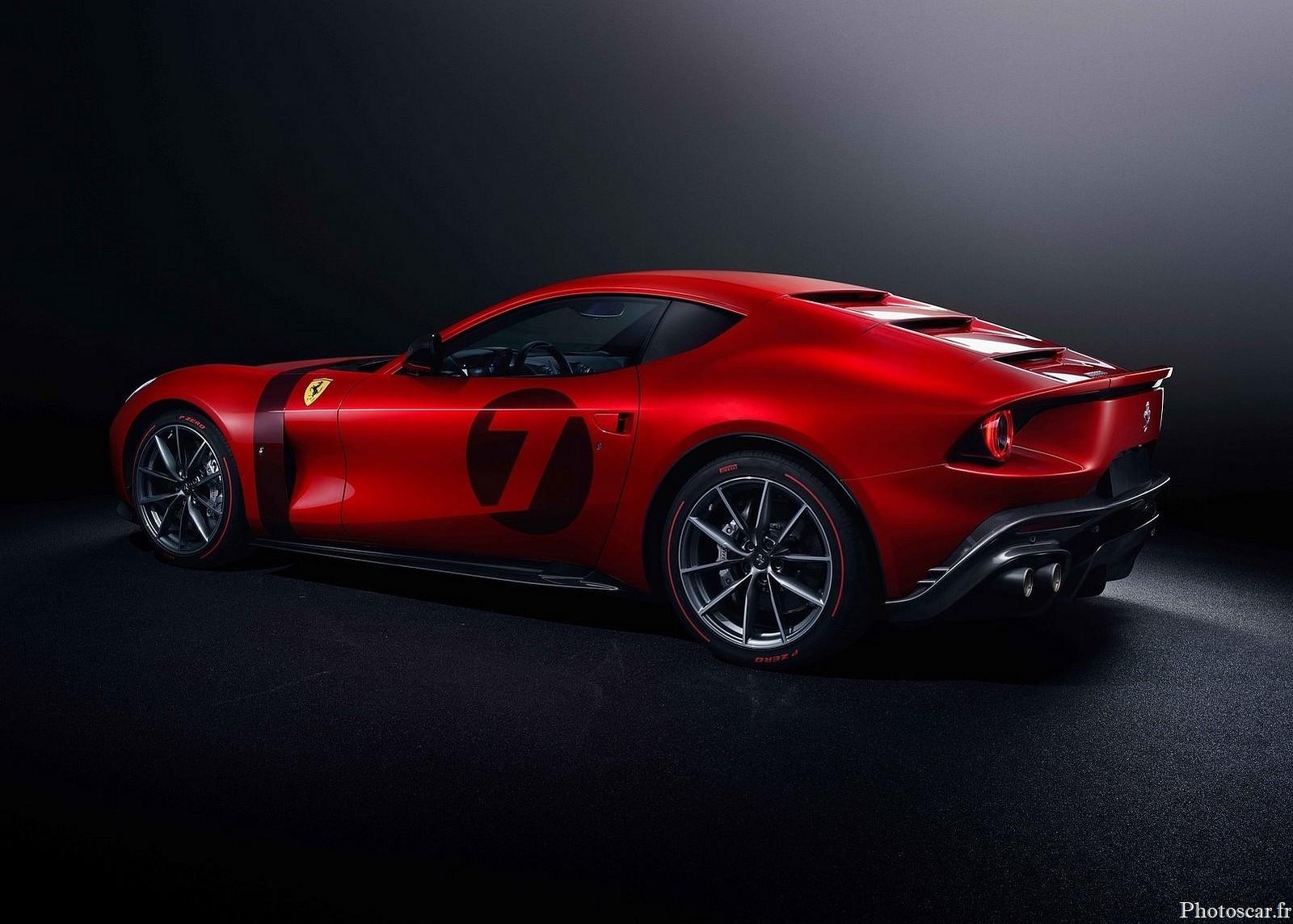 Ferrari Omologata 2020
