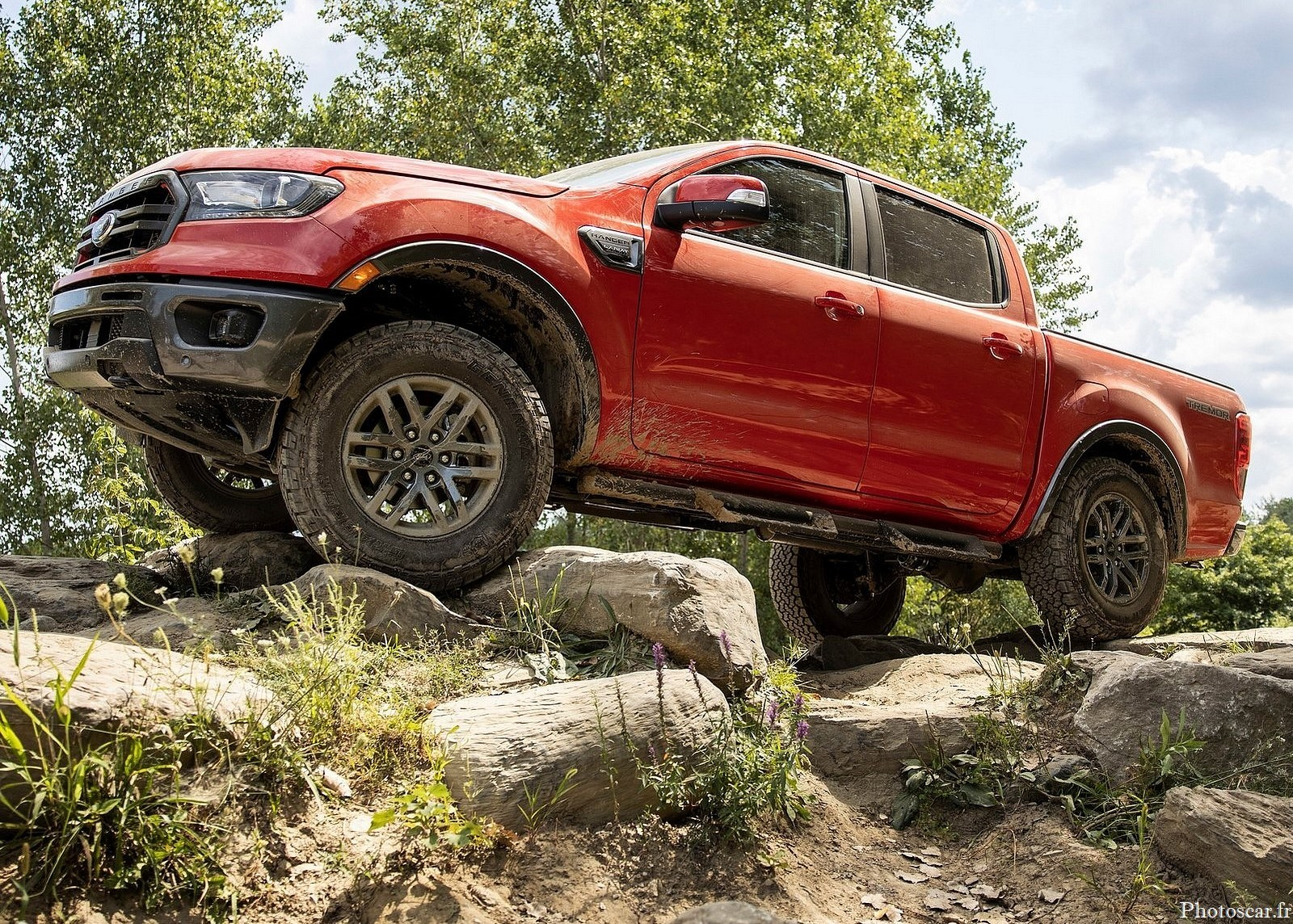 Ford Ranger Tremor 2021