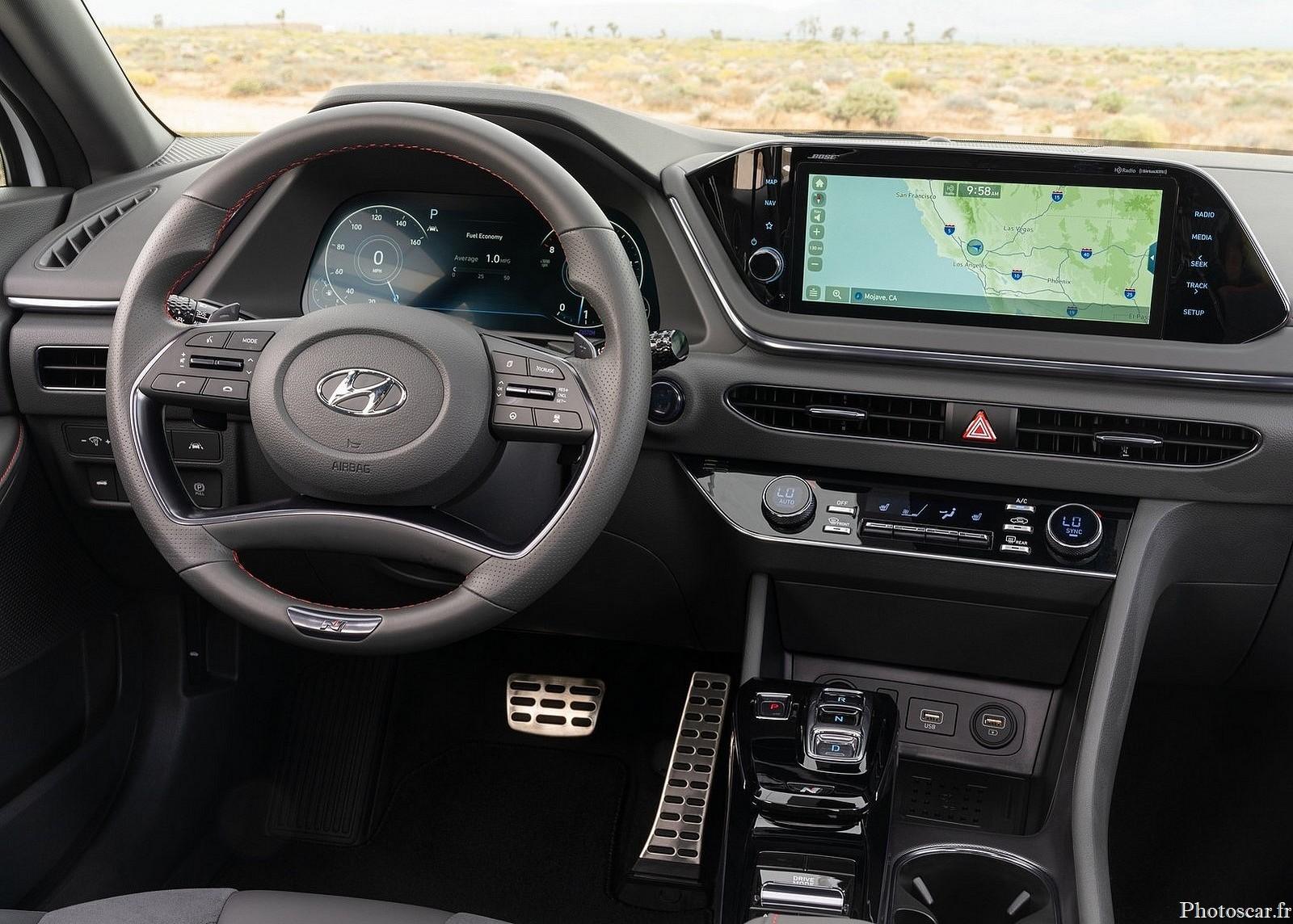 Hyundai Sonata N Line 2021