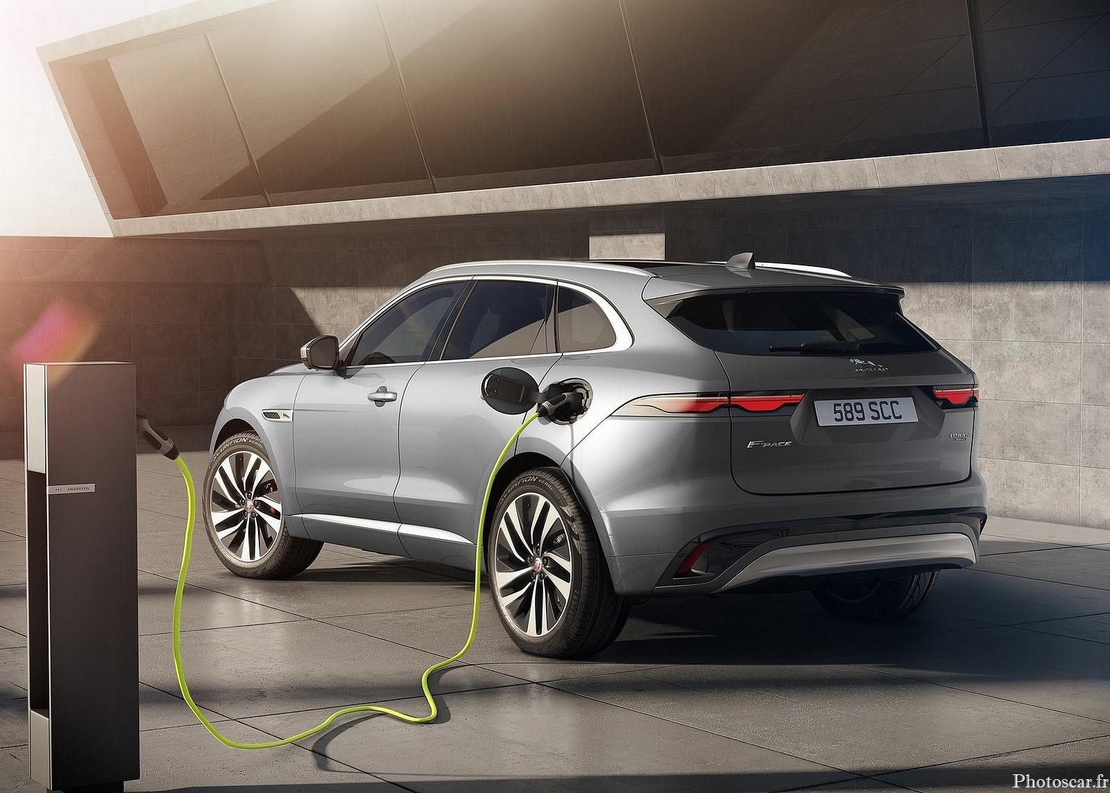 Jaguar F Pace 2021