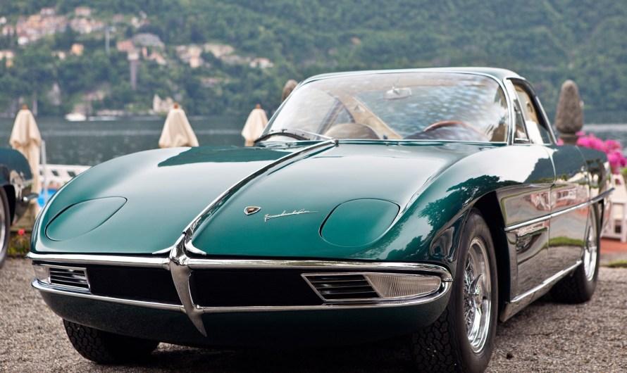 Lamborghini 350 GTV 1963 – Un nouveau design de carrosserie frappant