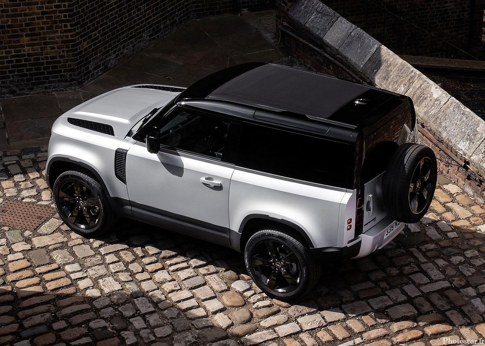 Land Rover Defender 90 2021 technologie tout-terrain ...