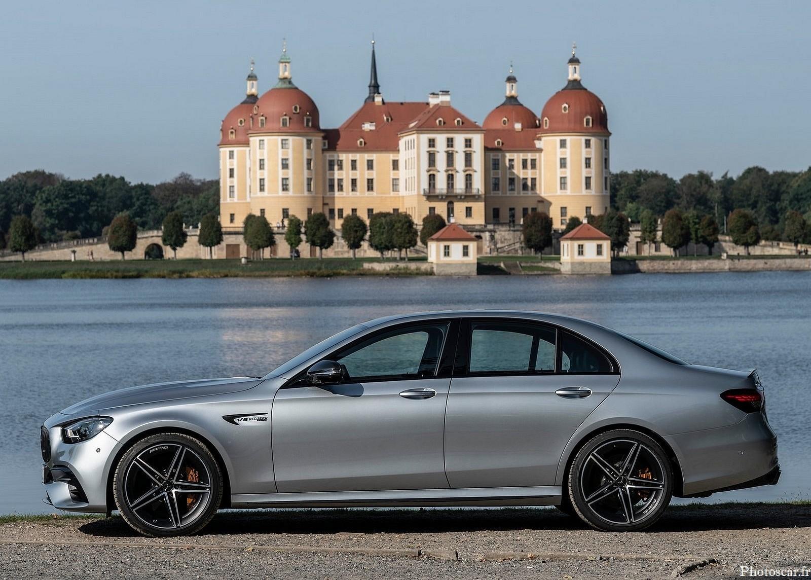 Mercedes AMG E63 S 2021