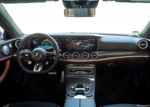 Mercedes AMG E53 Cabriolet 2021