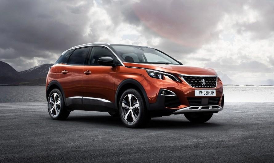 Peugeot 3008 2016 – Esthétiquement, la voiture est indéniablement réussie