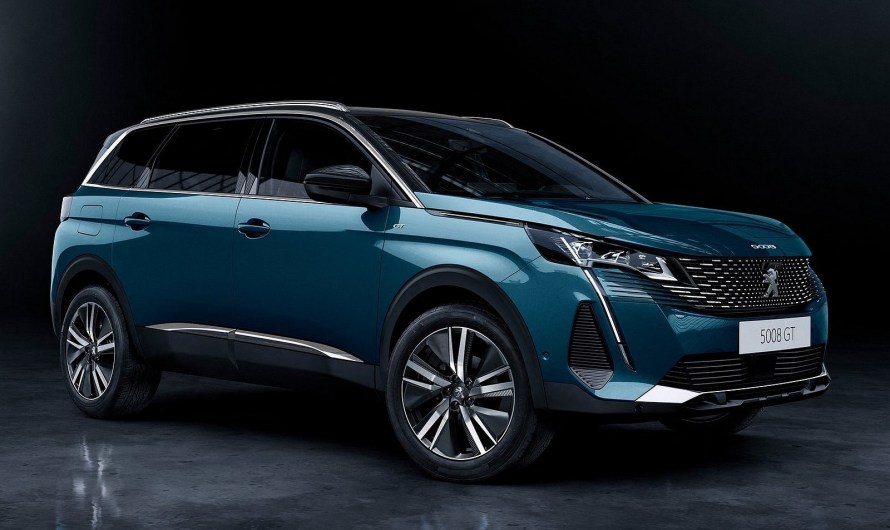 Peugeot 5008 2021 – Un break familial au design sportif
