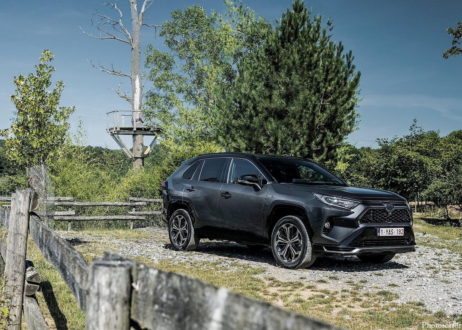 Toyota RAV4 Plug-in Hybride 2021