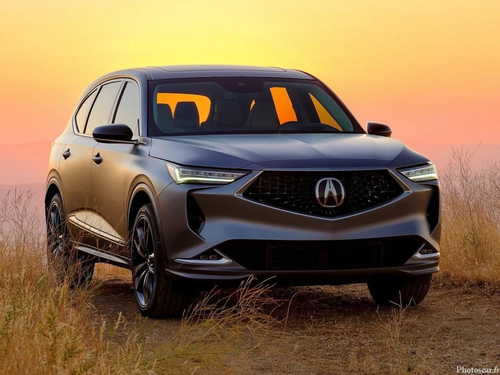 Acura MDX Concept 2020 – Performance de nouvelle génération