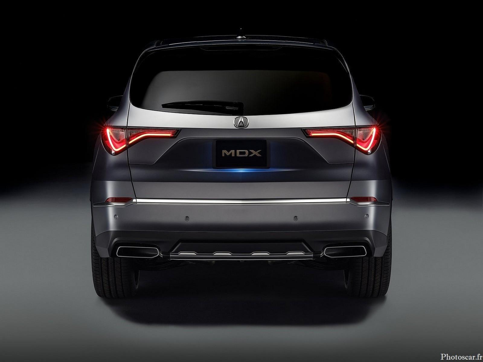 Acura MDX Concept 2020