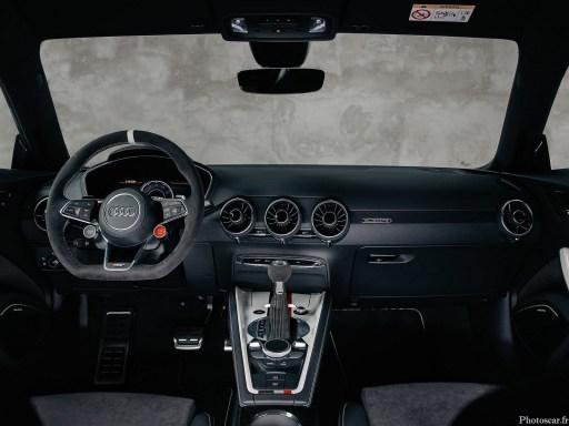 Audi TT RS 40 years of quattro Edition 2020