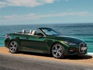 BMW Serie 4 Convertible 2021