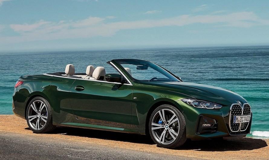 BMW Serie 4 Convertible 2021 – Une voiture plus grosse et plus audacieuse