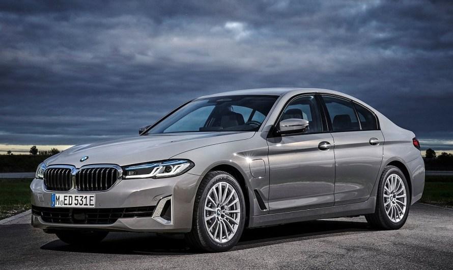 BMW Série 5 2021 – Évolution moderne de l'emblématique calandre BMW