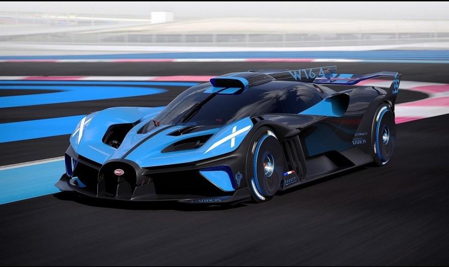 Bugatti Bolide Concept 2020 – La plus rapide, la plus puissante et la plus légère jamais conçue.