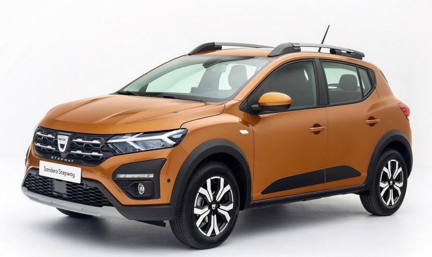 Dacia Sandero Stepway 2021 – Un design renouvelé et plus moderne