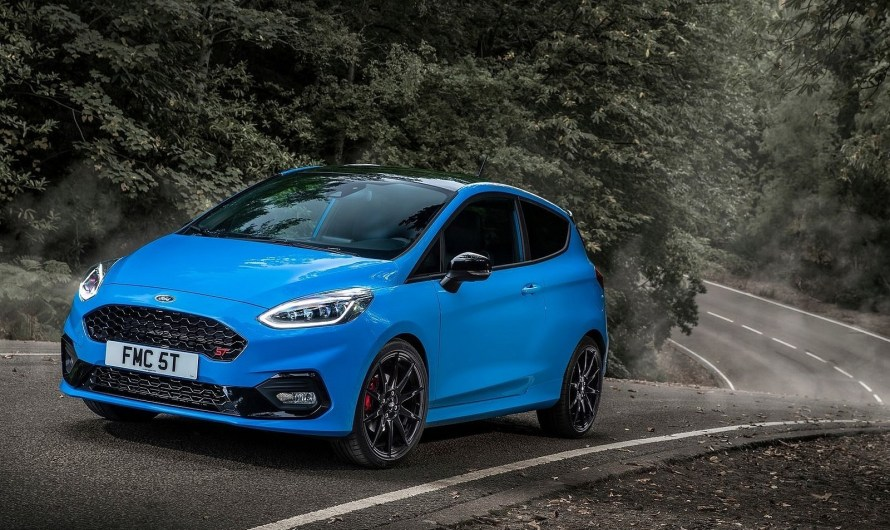 Ford Fiesta ST Édition 2020