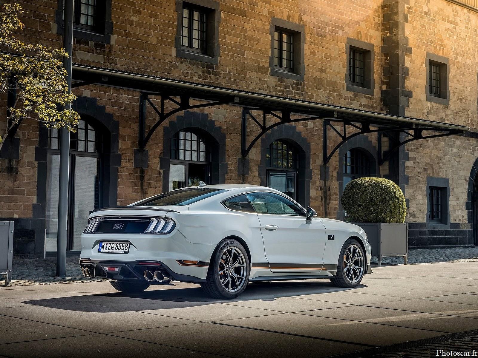 Ford Mustang Mach 1 Version EU 2021