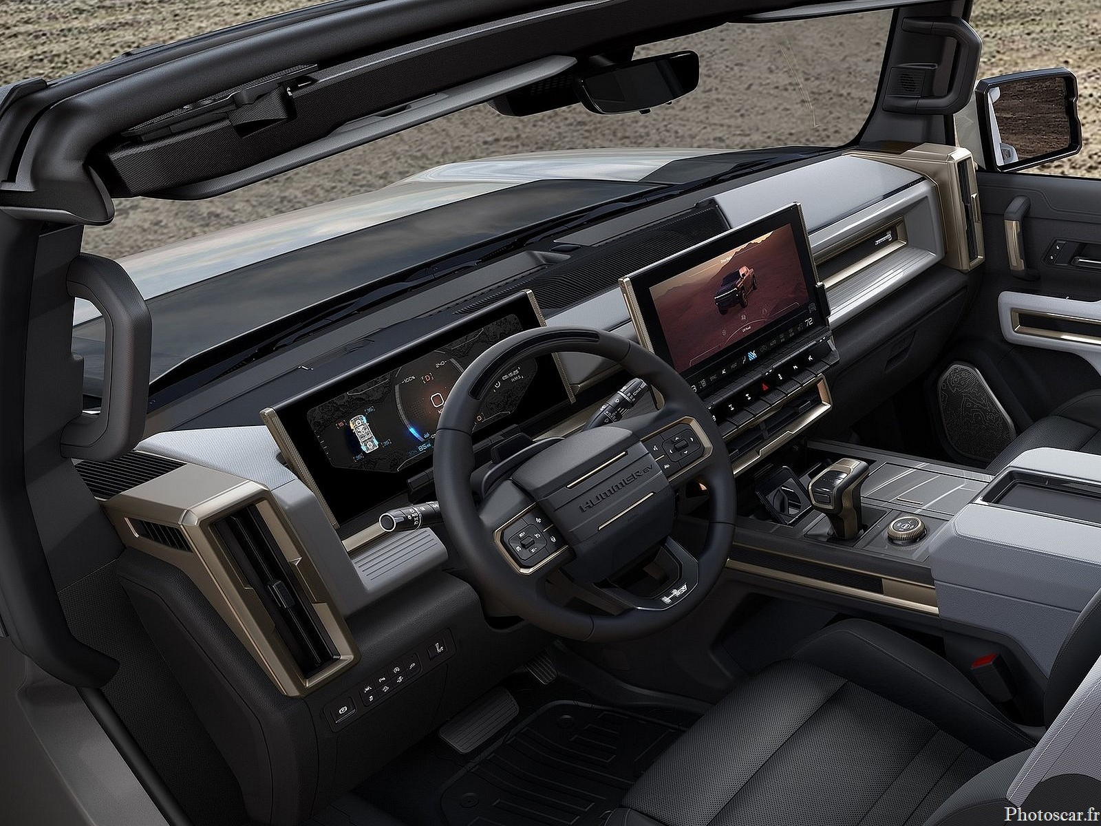 GMC Hummer EV 2022