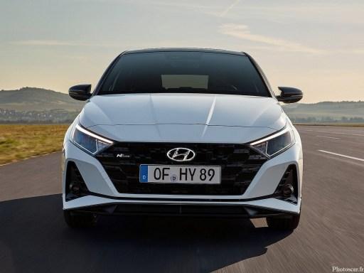 Hyundai i20 N Line 2021