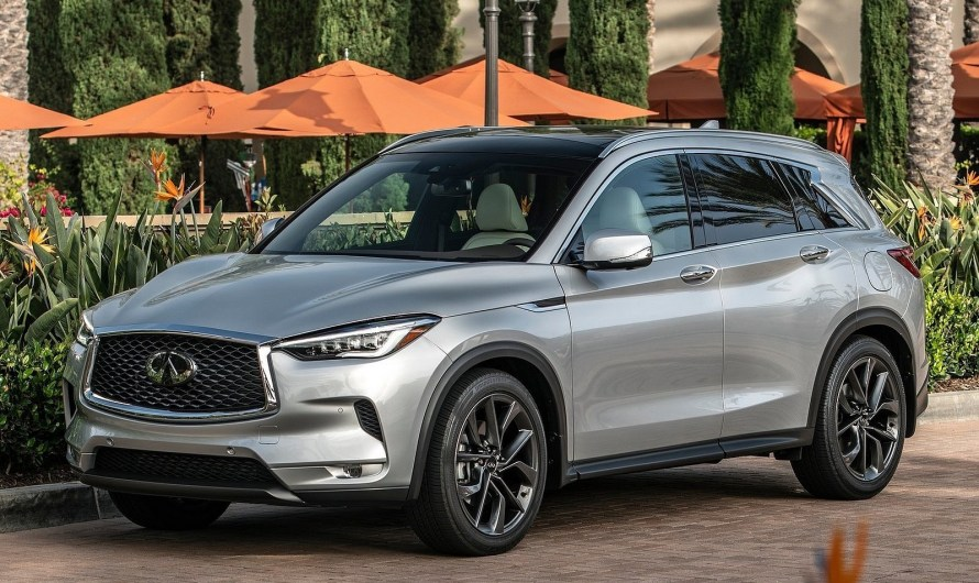Infiniti QX50 2021 – Elle apporte quelques modifications importantes