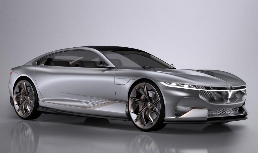 Italdesign Voyah i Land Concept 2020 – Léger, silencieux et élégant