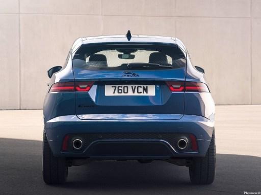 Jaguar E Pace 2021