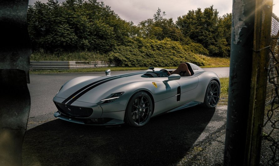 Novitec Ferrari Monza SP1 2020 – Une expérience de conduite aussi proche qu'une Formule 1