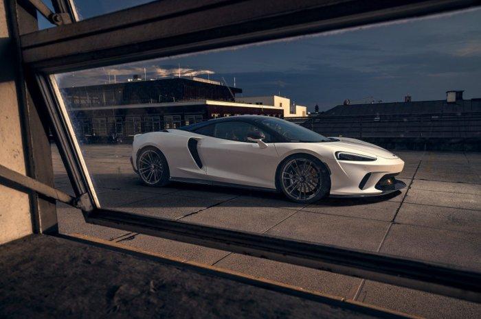 Novitec McLaren GT 2020 – Un kit d'amélioration aérodynamique