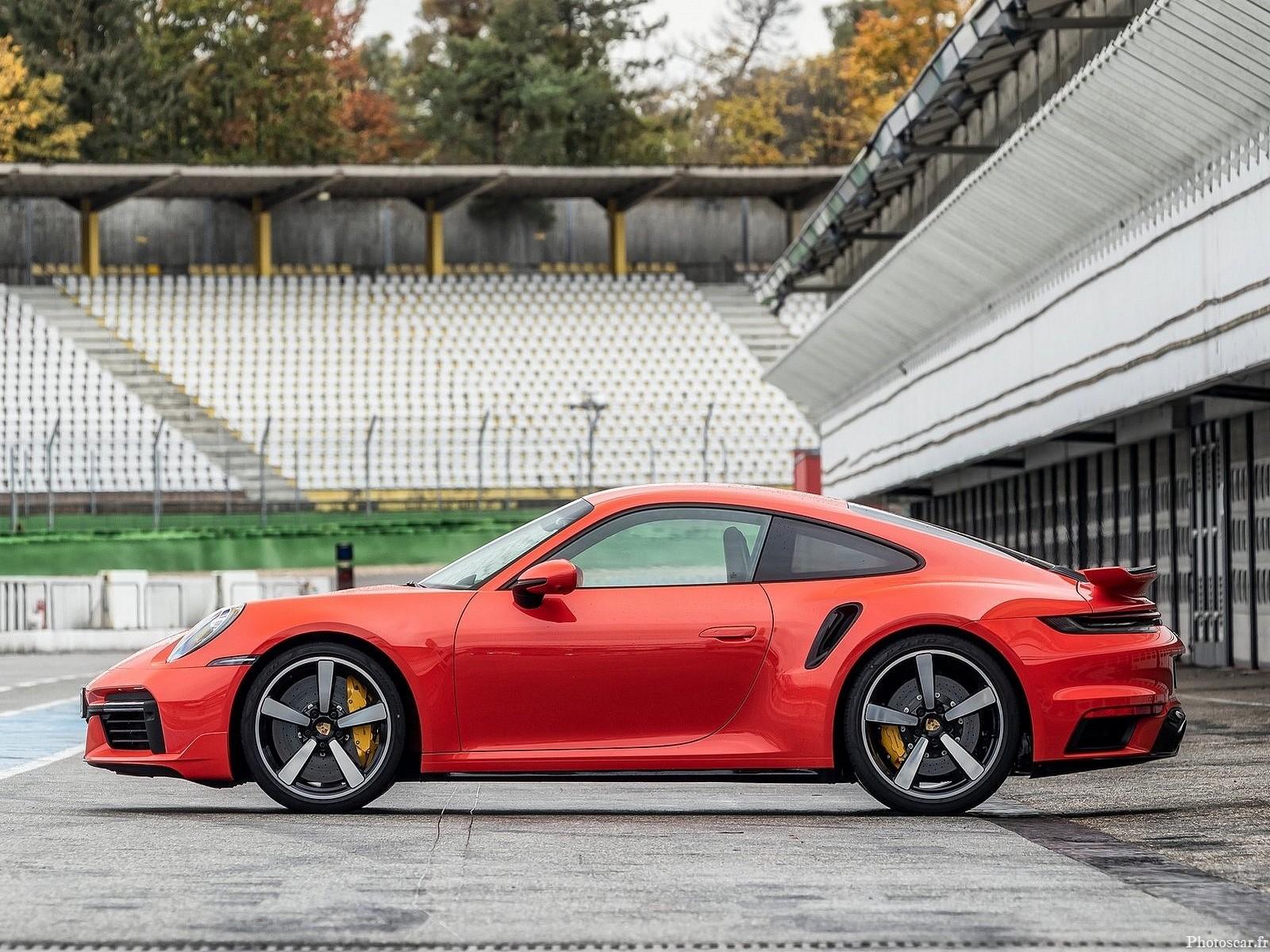 Porsche 911 Turbo 2021