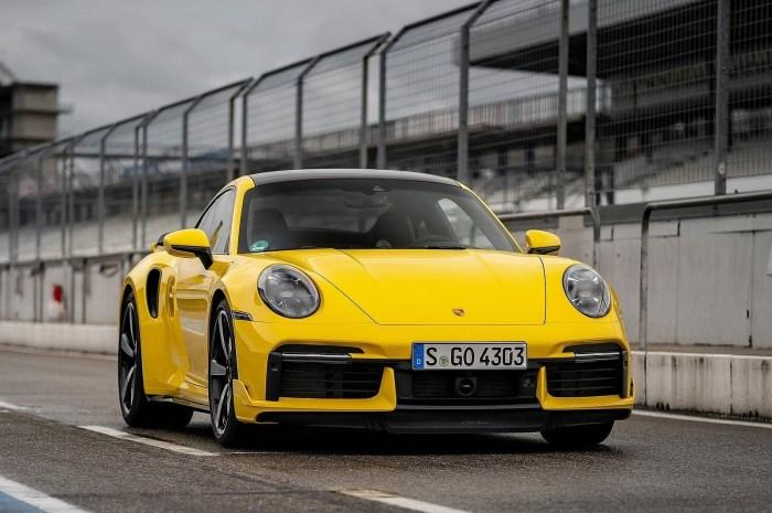 Porsche 911 Turbo 2021 – Design complètement nouveau