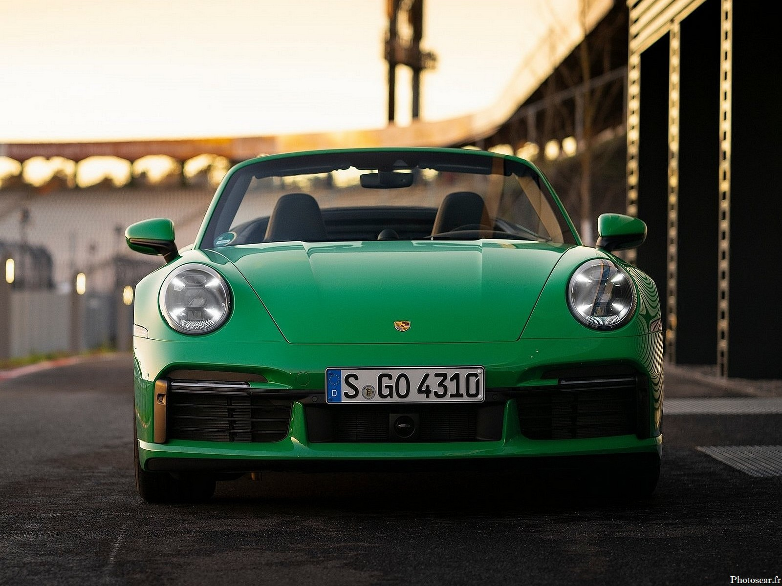 Porsche 911 Turbo Cabriolet 2021