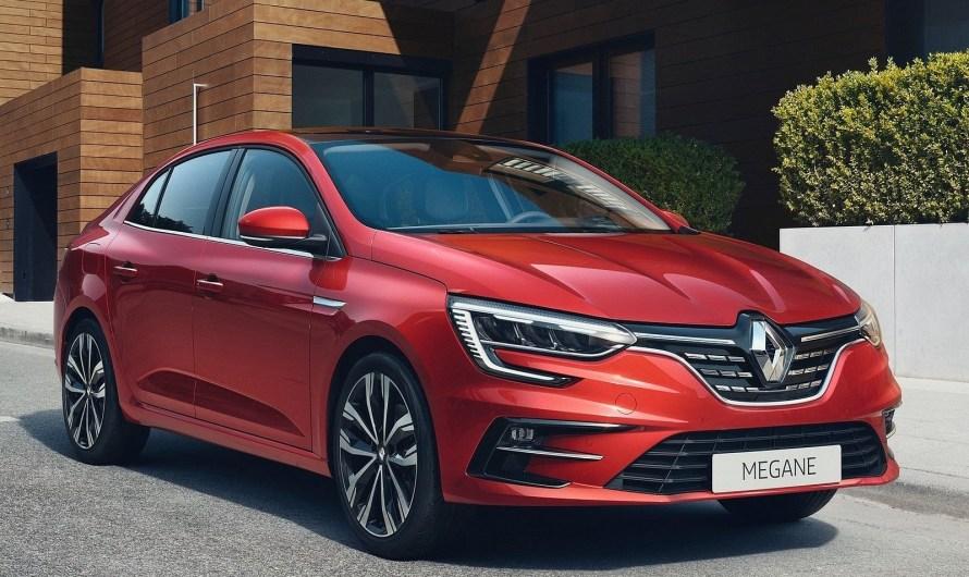 Renault Megane Berline 2021 chargée de nouvelles fonctionnalités très importantes