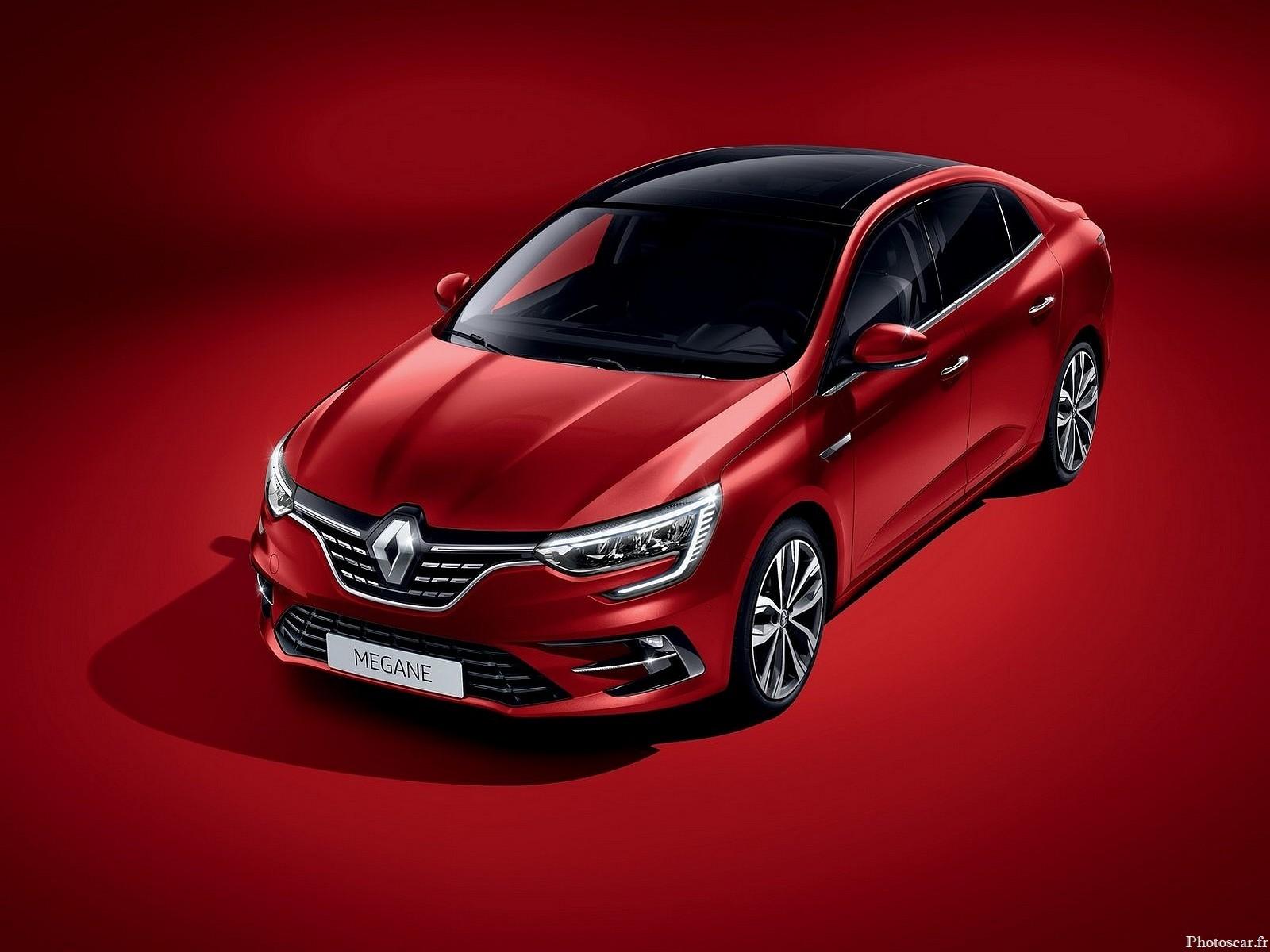 Renault Megane Sedan 2021