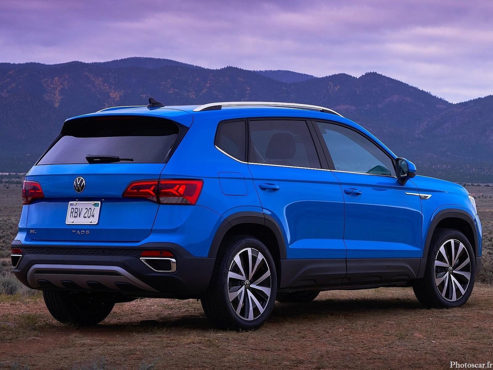 Volkswagen Taos 2022