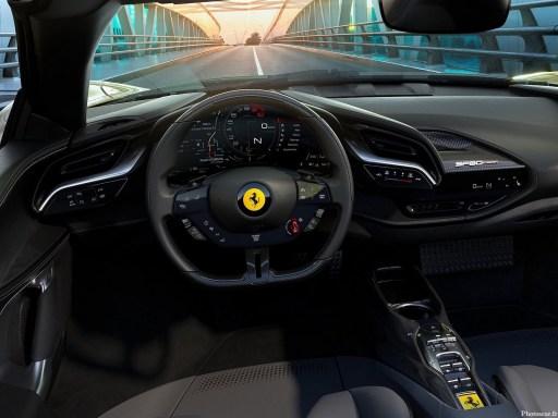Ferrari SF90 Spider 2021