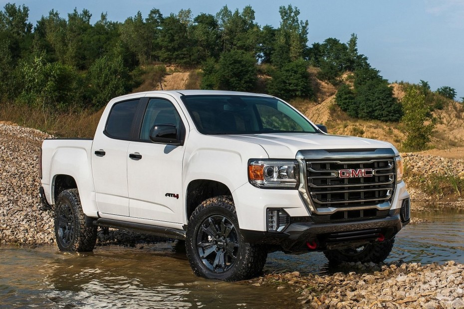 GMC Canyon AT4 Off Road Performance Edition 2021