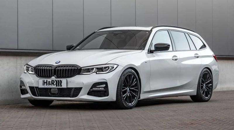 H&R BMW 3 Série 2020