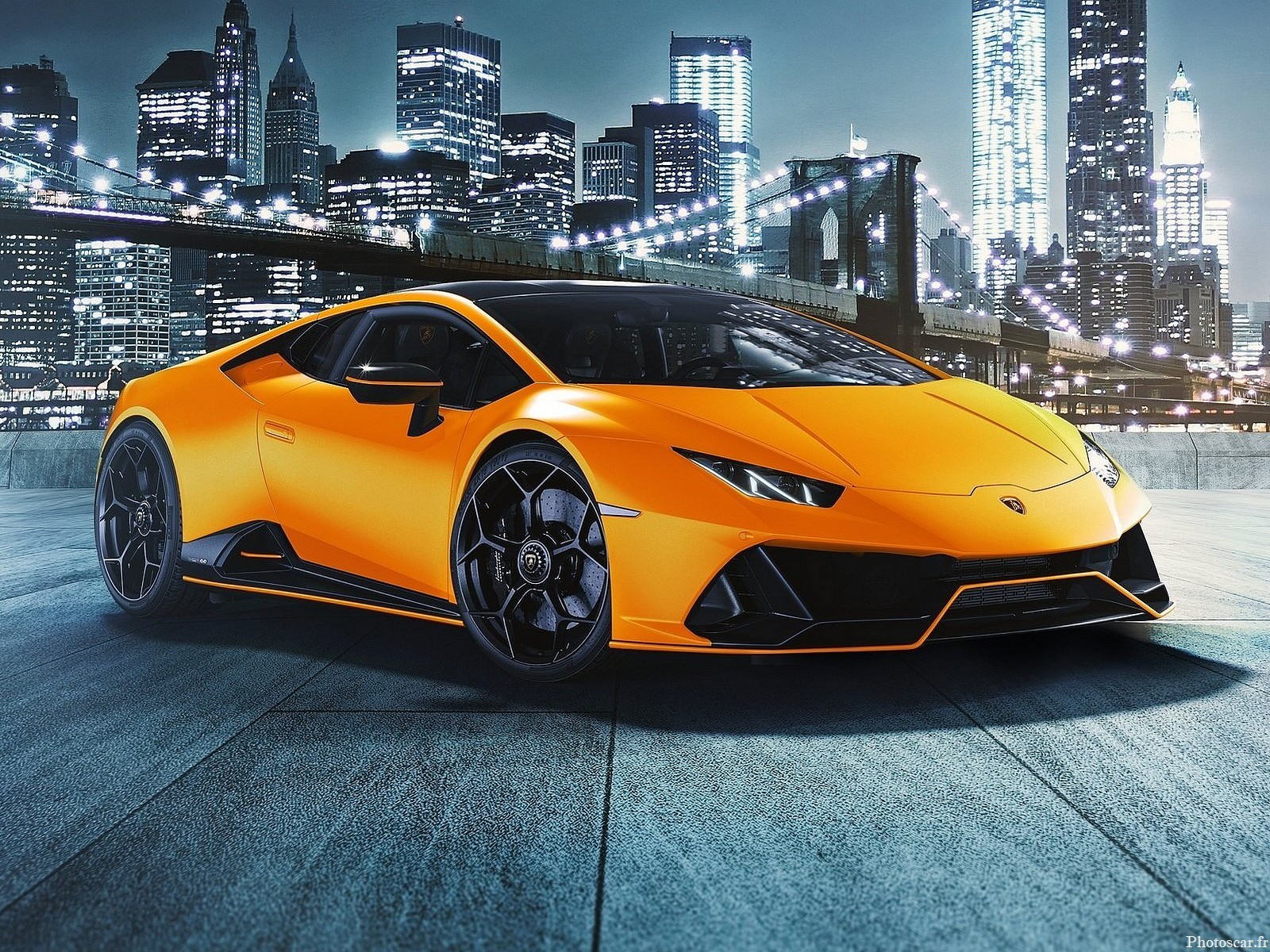 Lamborghini Huracan Evo Fluo Capsule 2021