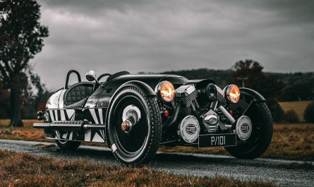 Morgan 3 Wheeler P101 Edition 2021