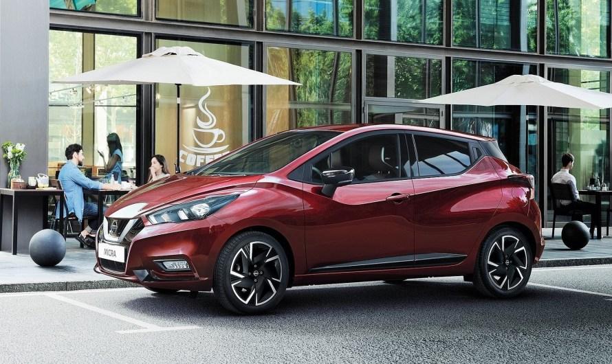 Nissan Micra 2021 – Moteur dynamique et efficace Euro 6d amélioré