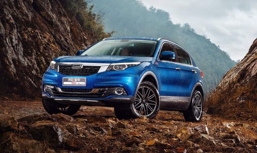 Qoros 5 2016 est le premier SUV intermédiaire du constructeur automobile
