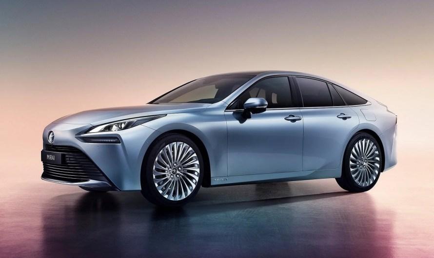 Toyota Mirai 2021 – Elle offre une conduite passionnante à zéro émission.