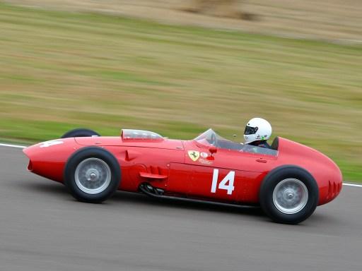 Ferrari 246 Dino F1 1958
