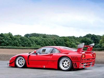 Ferrari 288 GTO Evoluzione 1985