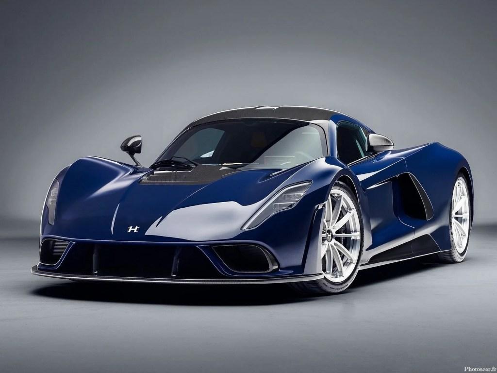 Hennessey Venom F5 2021 – La voiture de route la plus rapide au monde