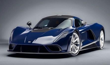 Hennessey Venom F5 2021
