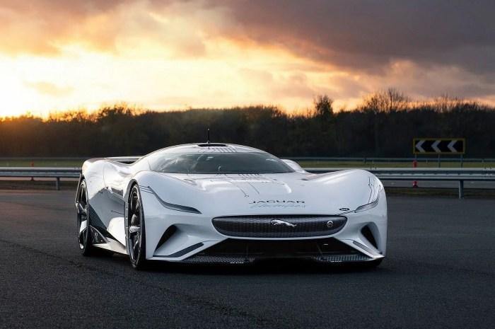 Jaguar Vision Gran Turismo SV Concept 2020 – Une voiture de course virtuelle