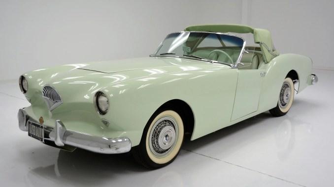 Kaiser Darrin 1954