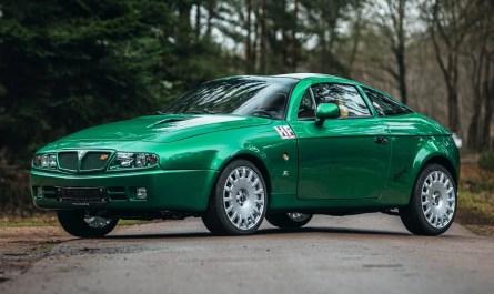 Lancia Hyena Zagato 1992